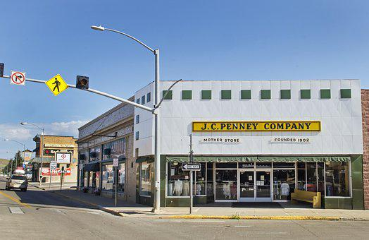Jcpenney, Retail, Retailer, Shopping, Iconic, Historic