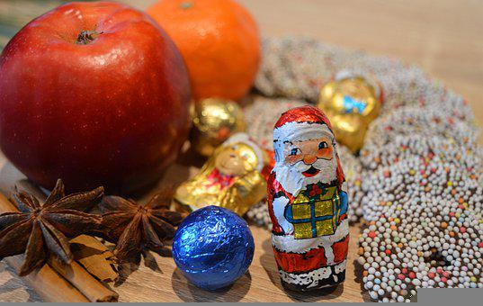 Candies, Sweets, Chocolates, Christmas Sweets