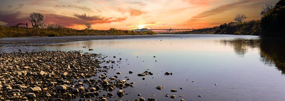 Fujifilmxh1, 35mmf2, Janpan, River