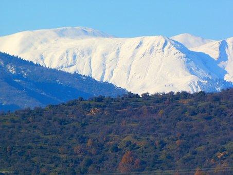 Snow, White Mountain, Winter, Nature, Mountain, White