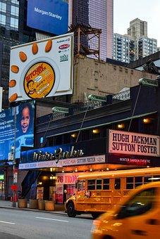 Manhattan, New York, Nyc, Travel, Skyline, Architecture