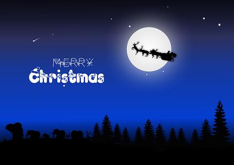Merry Christmas, Christmas, Decoration, December