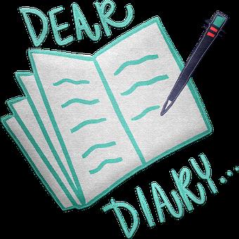 Diary, Pen, Hygge, Journal, Hygge Journal, Hygge Diary