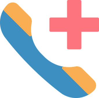 Phone, Emergency, Icon, Information, Connection