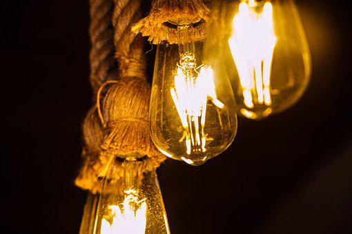 Bulbs, Lighting, Light Bulbs, Incandescent, Illuminated