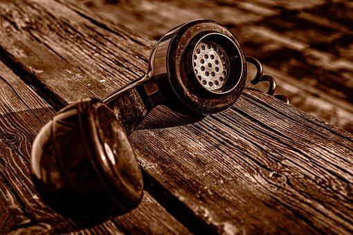 Phone, Telephone, Vintage, Retro, Communication