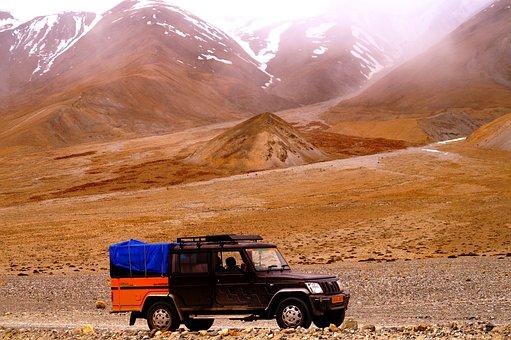 Road Trip, Vehicle, Road, Highway, Adventure, Trip