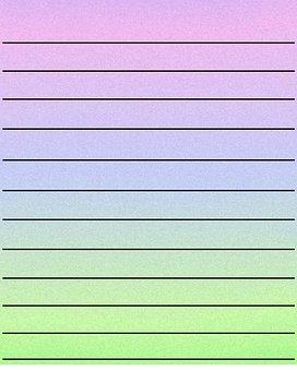Stationery, Paper, Digital, Journal, Blank, Blank Paper