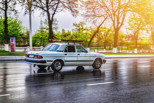Car, Panning, Vehicle, Transportation, Automobile