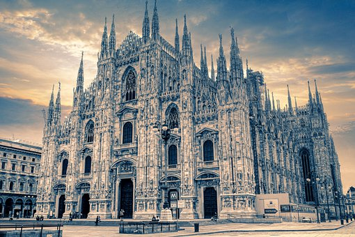 Church, Cathedral, Architecture, Building, Facade