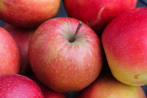 Apples, Fruits, Fresh, Fresh Fruits, Ripe, Ripe Fruits