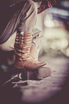 Gaucho, Boots, Man, Footwear, Shoes, Fashion, Style