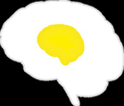 Brain, Egg, Ketogenic, Keto, Breakfast, Mental Health