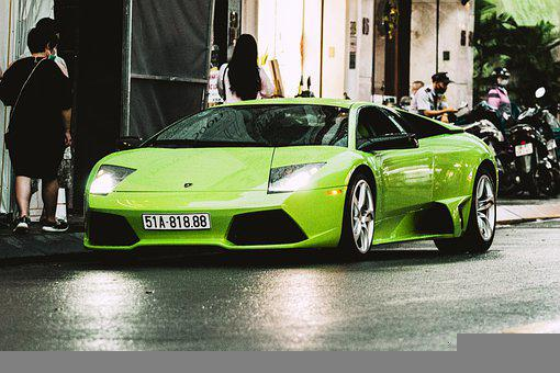 Car, Vehicle, Road, Street, Wheels, Luxury, Modern