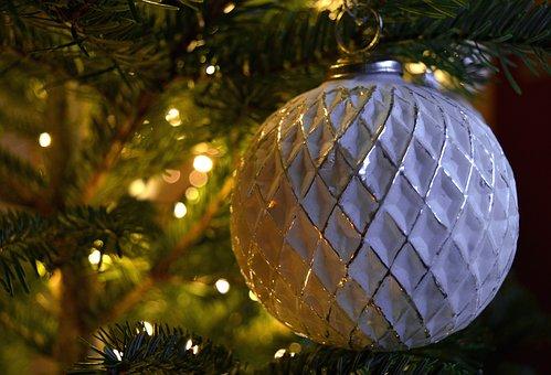 Christmas Motif, Christmas, Christmas Ball