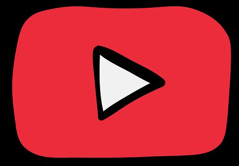 Youtube, Logo, Icon, Subscribe, Communicate, Multimedia
