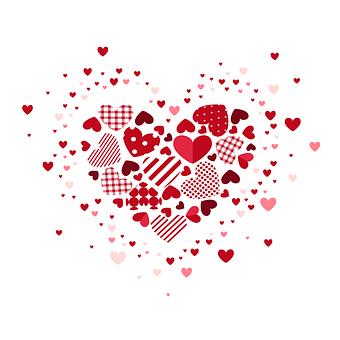Red, Heart, Holiday, Love, Valentine, Romance, Romantic