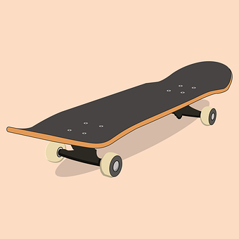 White, Wood, Balance, Equipment, Sport, Skater