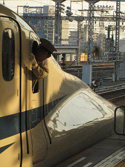 Train, Bullet Train, Transportation System