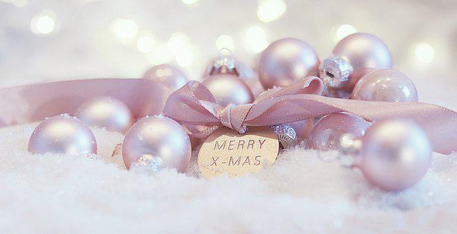 Christmas, Christmas Balls, Decoration, Snow, Advent