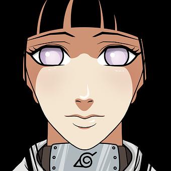 Hinata, Anime, Character, Naruto, Hinata Hyuga, Ninja