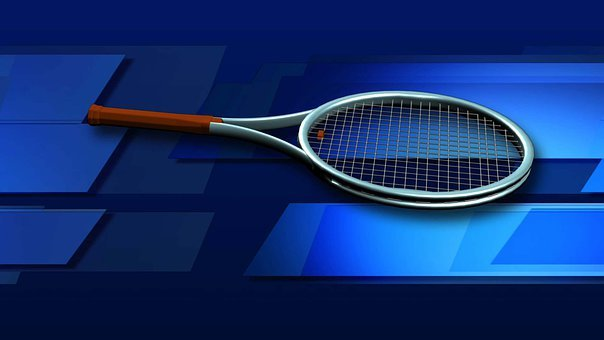 Tennis, Racket, Sports, Game, Recreational Activity