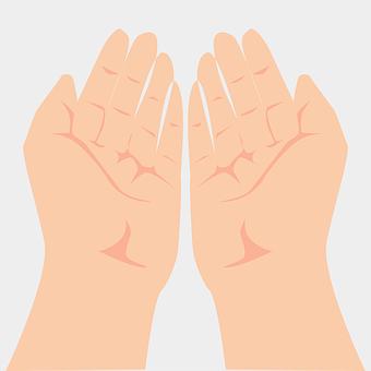 Hands, Fingers, Prayer, Pray, Begging, Religion, Faith