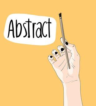 Abstract, Paintbrush, Art, Hand, Brush, Style, Design