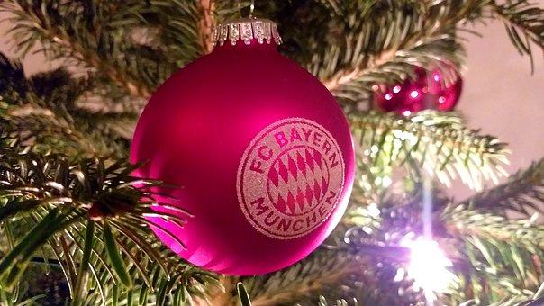 Christmas, Christmas Tree, Christmas Ball
