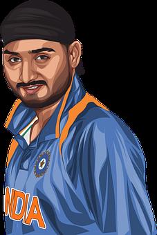 Cricketer Harbhajan Singh, Cricketer, Cricket, Indian