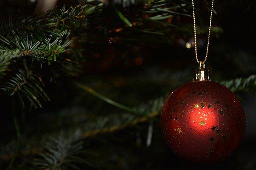 Ornament, Tree, Christmas, Christmas Tree, Greeting