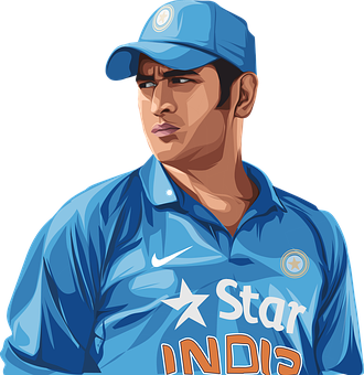 Mahendra Singh Dhoni, Cricketer, Player, Man, Male