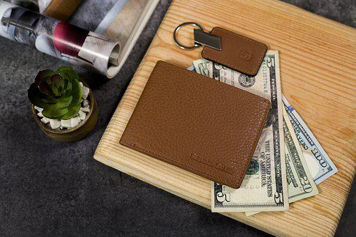 Wallet, Money, Men, Bills, Bank Notes, Cash, Dollars