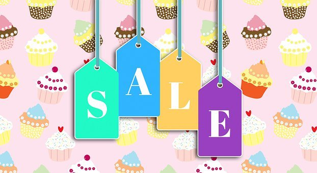 Discount, Sale, Badge, Tag, Price, Advertising