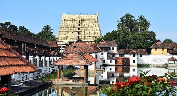 Trivandrum, Kerala, India, Travel, Tourism, Hindu