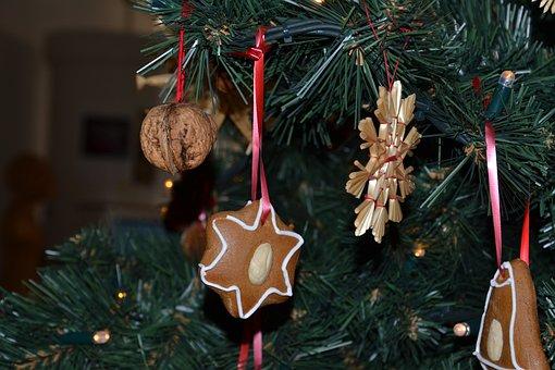 Christmas, Christmas Tree, Decorations, Advent