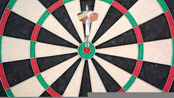 Dart, Arrow, Dart Board, Target, Result, Accuracy