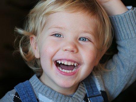 Laugh, Joy, Baby, Funny, Happy, Children, Feelings