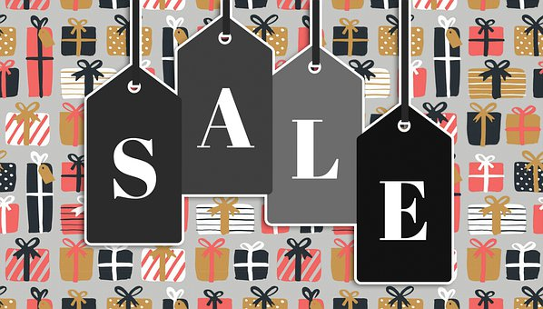 Sale, Tag, Gifts, Discount, Price, Advertising
