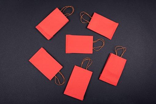 Valentine Day, Gift, Shopping Bag, Holiday, Giftbox