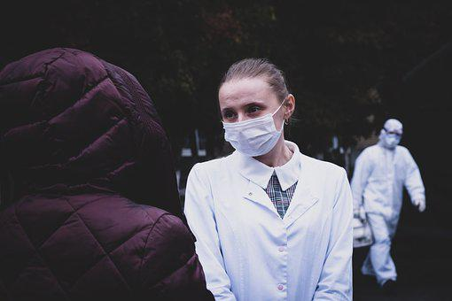 Doctor, Patient, Face Mask, Hospital, Medical