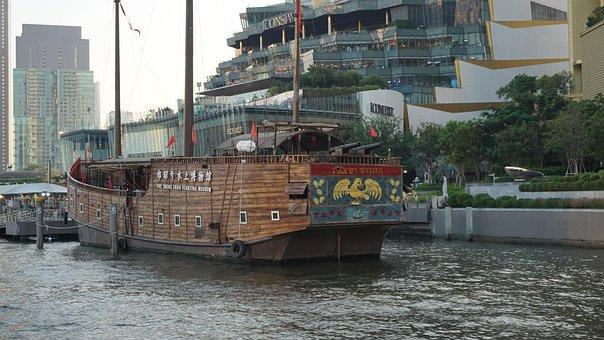 Bangkok, Thialand, River
