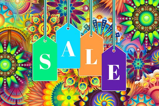 Sale, Tag, Boho, Discount, Price, Advertising, Purchase