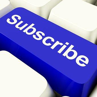 Subscribe Button, Social Media, Instagram, Social
