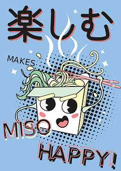 Miso, Noodles, Takeaway, Food, Noodle Box, Takeout