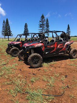 Quadricycle, Lana'i, Adventure, Atv