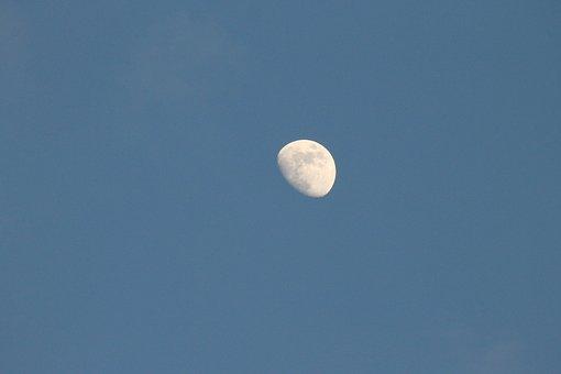 Moon, Astronomy, Science, Solar System