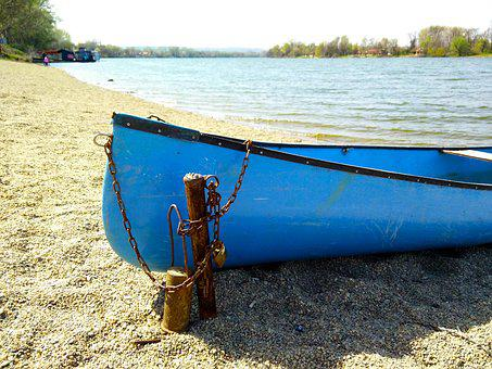 Srebrno Jezero, Lake, Boat, Beach, Serbia