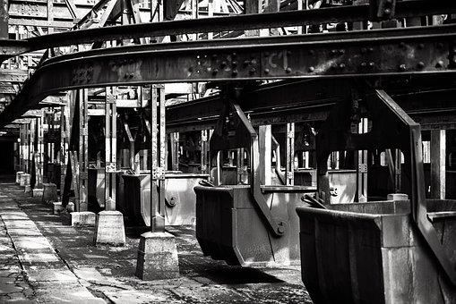 Voelklinger, Hut, Industry, Industrial Heritage, Bill