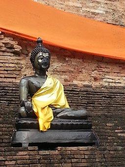 Buddha, Buddhism, Thailand, Chiangmai